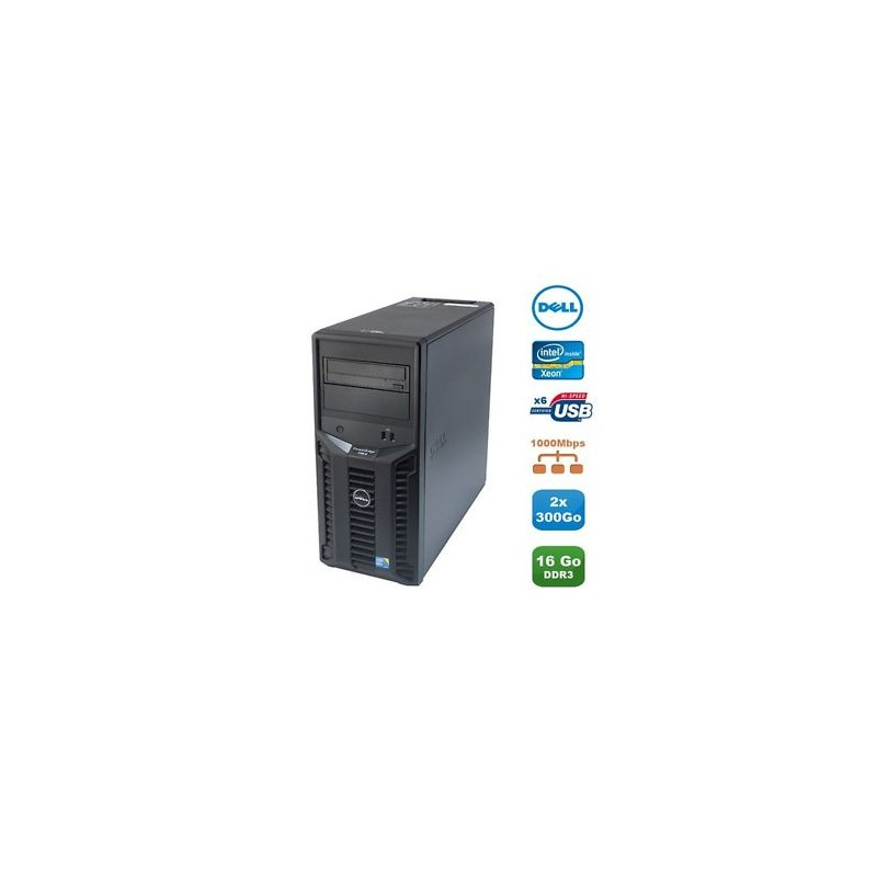 DELL PowerEdge T110 II Xeon Quad Core E3-1220